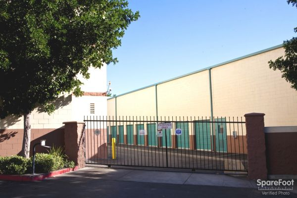 7346 Sepulveda Boulevard Van Nuys, CA 91405 - Security Gate