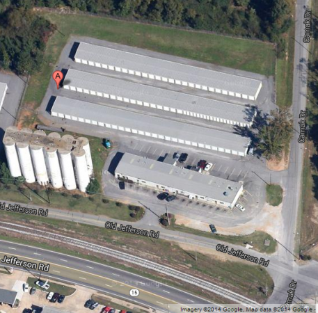 3750 Old Jefferson Rd Athens, GA 30607 - Aerial View