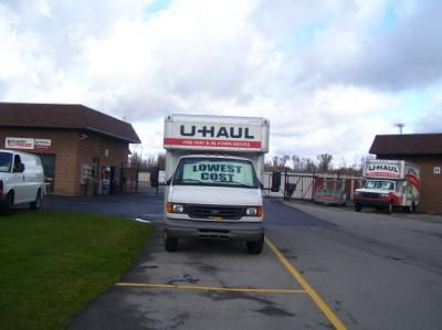 6509 Transit Road Bowmansville, NY 14026 - Moving Truck