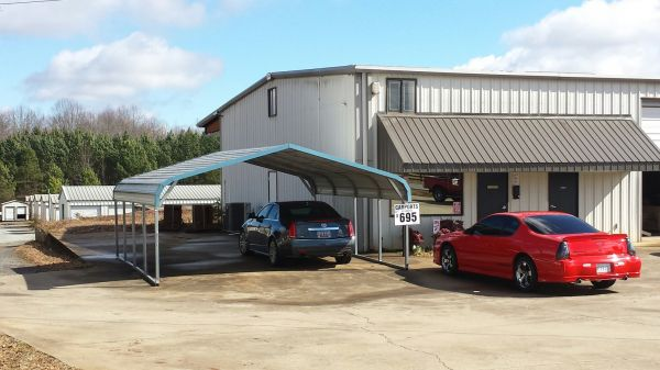 980 Beaverdam Rd Williamston, SC 29697 - Storefront