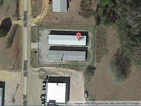 70 Beatty Road Columbus, MS 39702 - Aerial View