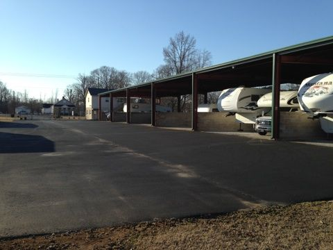 602 S Missouri St Jackson, TN 38301 - Car/Boat/RV Storage