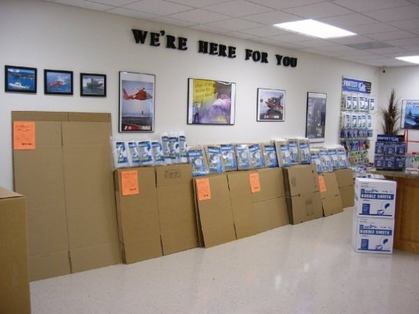 1910 Weeksville Road Elizabeth City, NC 27909 - Moving/Shipping Supplies
