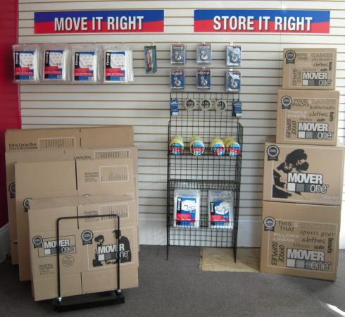 45 County Road Westbrook, ME 04092 - Moving/Shipping Supplies