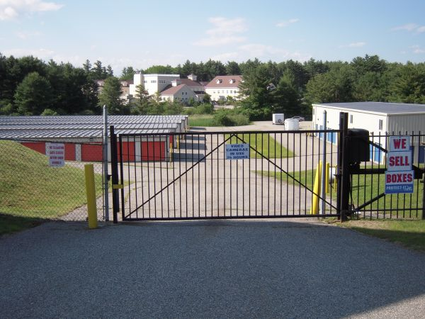 45 County Road Westbrook, ME 04092 - Security Gate