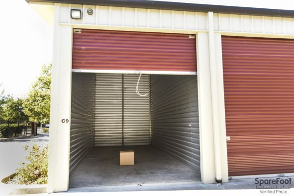 12406 Southeast 5th Street Vancouver, WA 98683 - Drive-up Unit|Interior of a Unit