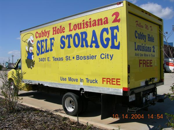 3401 East Texas Street Bossier City, LA 71111 - Moving Truck