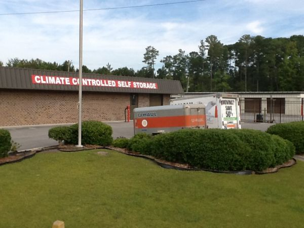 Autryu0027s Self Storage. 1 Bailey Drive Jacksonville NC ... & 15 Cheap Self-Storage Units Jacksonville NC w/ Prices from $19/month