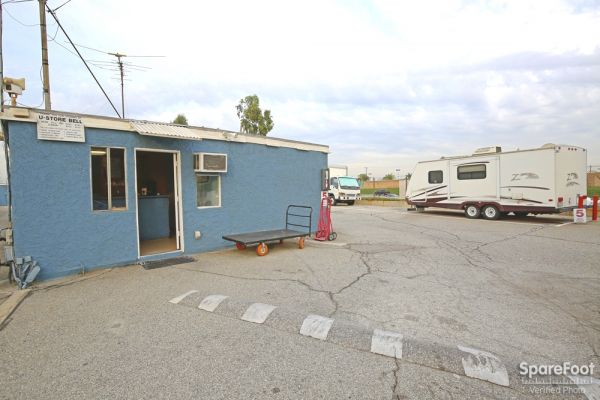 5427 Clara Street Bell, CA 90201 - Storefront|Car/Boat/RV Storage