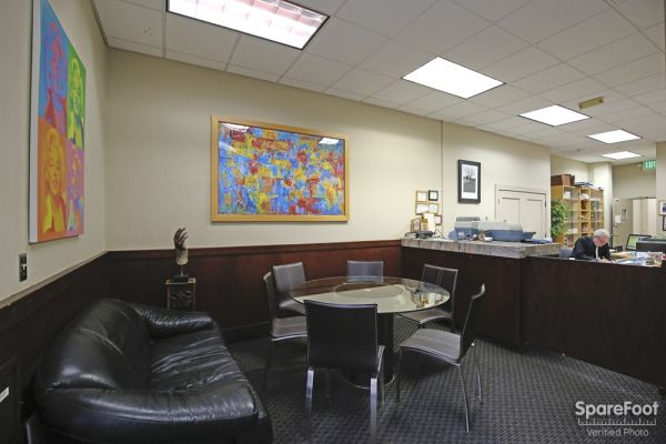 6372 Santa Monica Boulevard Los Angeles, CA 90038 - Front Office Interior