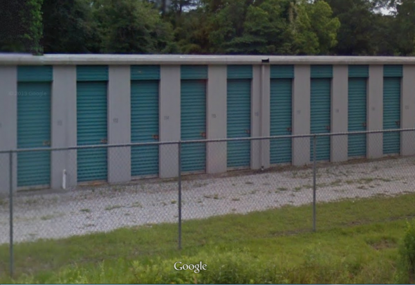 6701 Shreveport Hwy Pineville, LA 71360 - Drive-up Units|Driving Aisle