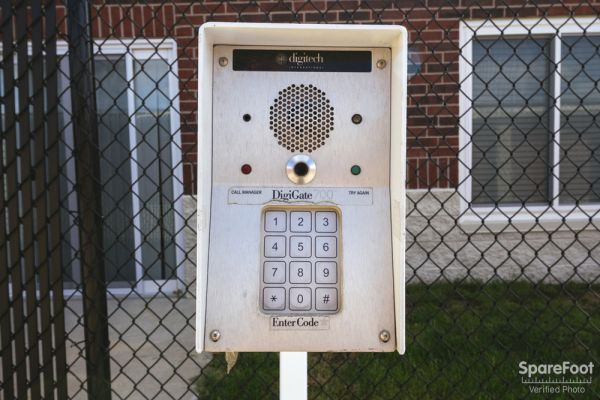 3495 Denmark Avenue Eagan, MN 55123 - Security Keypad