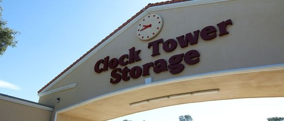 Superieur Clocktower Self Storage   7500 Folsom Auburn Road