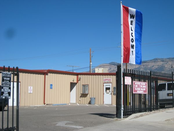 7801 Louisiana Boulevard Northeast Albuquerque, NM 87109 - Storefront