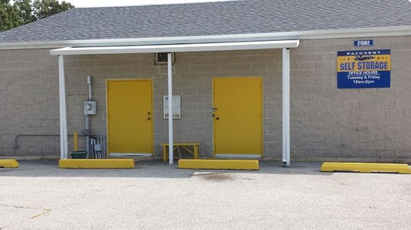 21502 Great Mills Road Lexington Park, MD 20653 - Drive-up Units