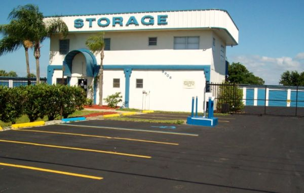 Attractive Outer Space Mini Storage   Port Richey
