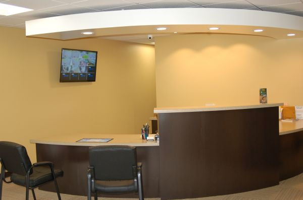 245 Spring Hill Road Trumbull, CT 06611 - Front Office Interior