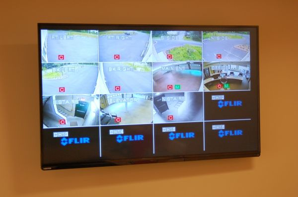 245 Spring Hill Road Trumbull, CT 06611 - Security Monitor