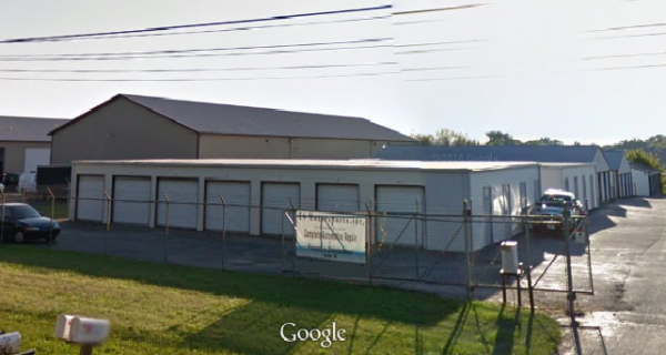 2401 Von Esch Road Plainfield, IL 60544 - Drive-up Units