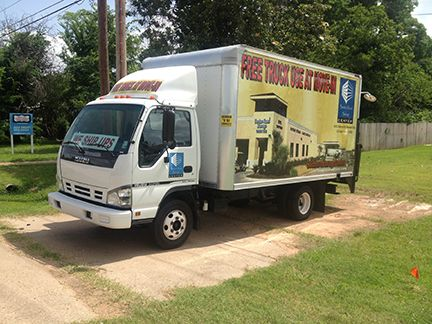 4012 Benton Road Bossier City, LA 71111 - Moving Truck