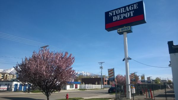 Storage Depot & 15 Cheap Self-Storage Units Taylorsville UT w/ Prices from $19/month
