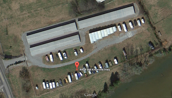 4404 Old Knoxville Highway Rockford, TN 37853 - Aerial View