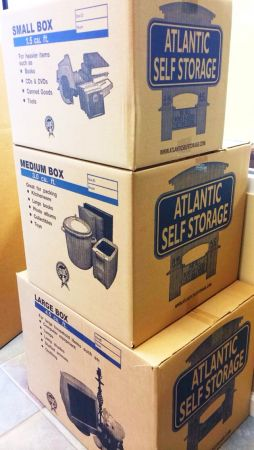 1089 Atlantic Boulevard Atlantic Beach, FL 32233 - Moving/Shipping Supplies