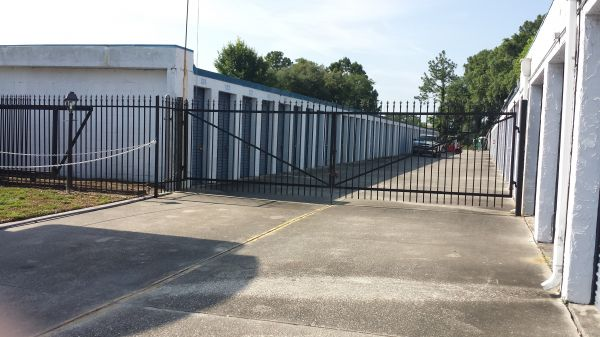 8740 Atlantic Boulevard Jacksonville, FL 32211 - Security Gate