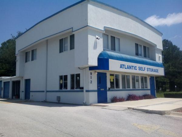 Atlantic Self Storage   Ridgecrest