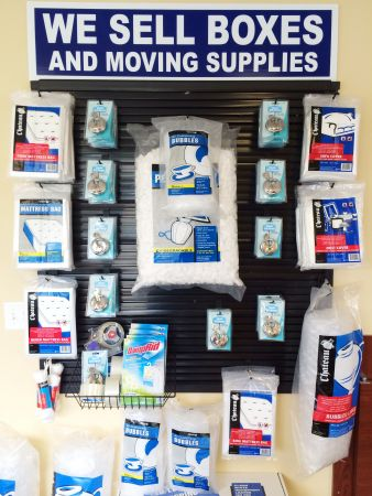 13951 Beach Boulevard Jacksonville, FL 32224 - Moving/Shipping Supplies