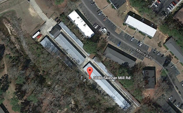 3186 Skinner Mill Road Augusta, GA 30909 - Aerial View