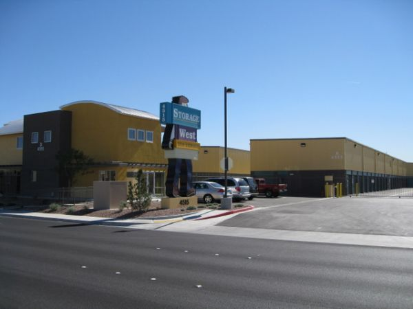 4515 W Ann Rd North Las Vegas, NV 89031 - Store Front