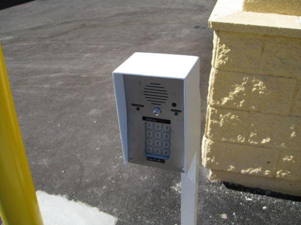 4515 W Ann Rd North Las Vegas, NV 89031 - Security Keypad