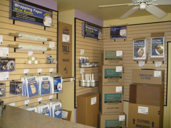 1403 W Baseline Rd Tempe, AZ 85283 - Moving/Shipping Supplies