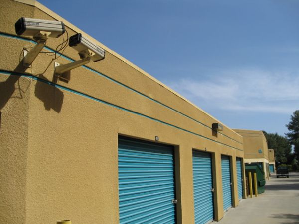 12305 World Trade Dr San Diego, CA 92128 - Drive-up Units|Security Camera