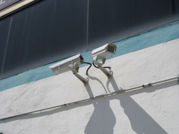 5206 Eastgate Mall San Diego, CA 92121 - Security Camera