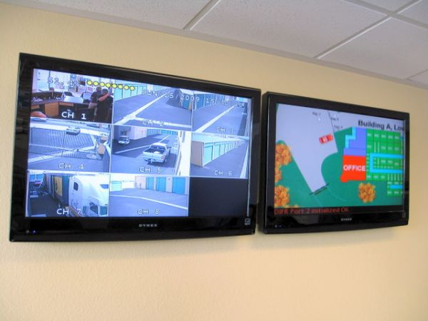 7650 S Durango Dr Las Vegas, NV 89113 - Security Monitor
