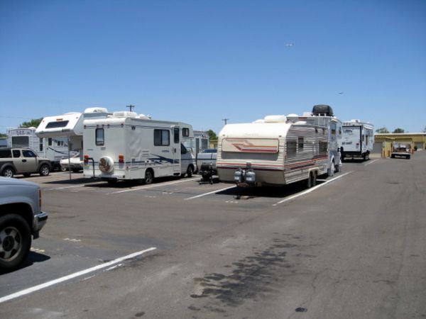 1450 S Mcclintock Dr Tempe, AZ 85281 - Car/Boat/RV Storage