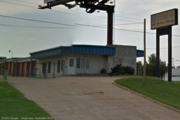 1301 Dunn Road St. Louis, MO 63138 - Storefront|Signage|Security Gate