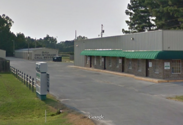 4119 Stadium Boulevard Jonesboro, AR 72404 - Drive-up Units|Driving Aisle