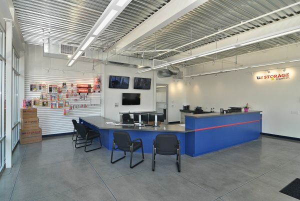 2500 West Hellman Avenue Alhambra, CA 91803 - Front Office Interior
