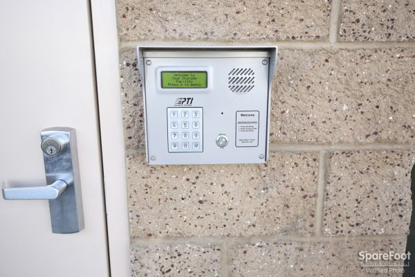 2500 West Hellman Avenue Alhambra, CA 91803 - Security Keypad