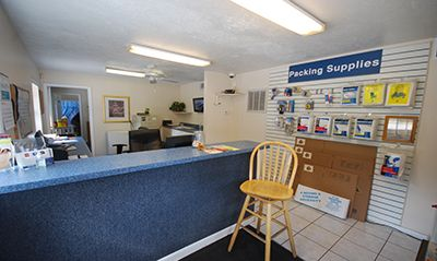 4120 East 10th Avenue Tampa, FL 33605 - Front Office Interior|Moving/Shipping Supplies