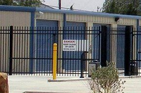 3211 116th Street Lubbock, TX 79423 - Security Gate