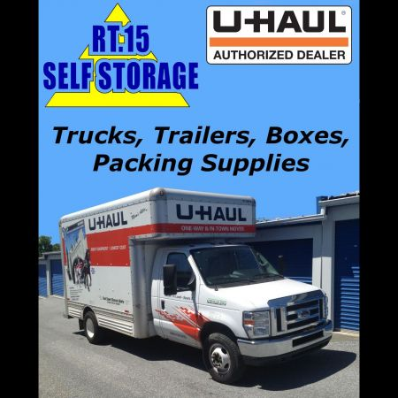 845 North US HIghway 15 Dillsburg, PA 17019 - Moving Truck