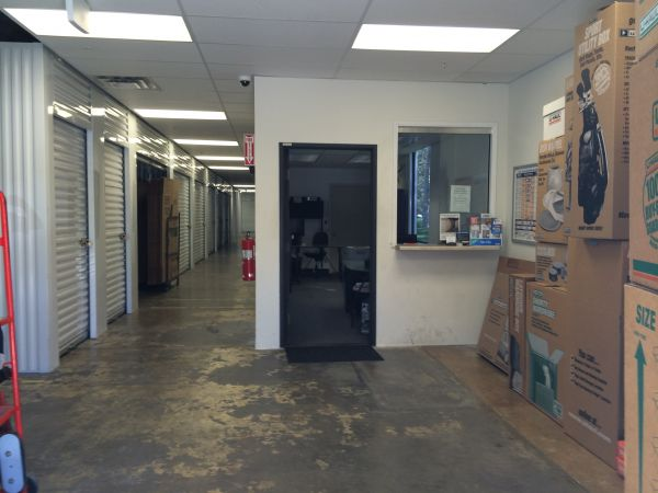 2451 Townsgate Road Westlake Village, CA 91361 - Interior Hallway|Moving/Shipping Supplies
