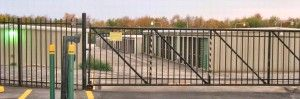 1907 Cunningham Pkwy Belton, MO 64012 - Security Gate