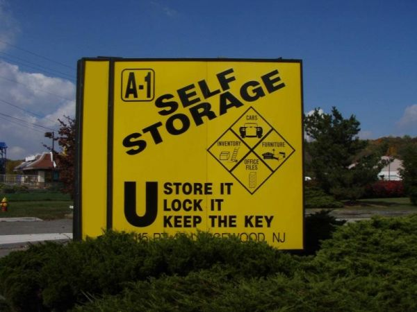 A 1 Self Storage Systems   1115 Route 46