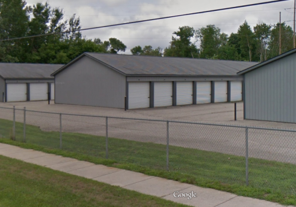 355 Martindale Street Northwest Sparta, MI 49345 - Drive-up Units
