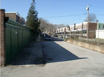 230 West Somerville Avenue Philadelphia, PA 19120 - Driving Aisle
